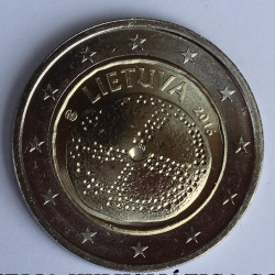 2 € LITUANIA CULTURA 2016