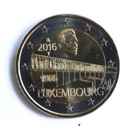 2 € LUXEMBURGO 2016