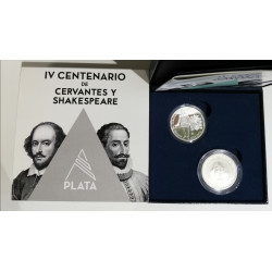 IV CENT CERVANTES Y SHAKESPEARE