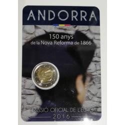 2 € REFORMA DE 1866 2016