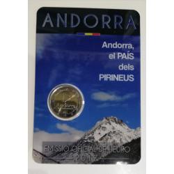 2 € Andorra Pirineos
