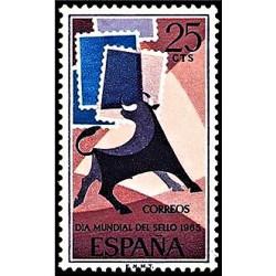AÑO 1965 COMPLETO SELLOS
