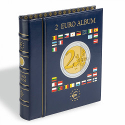 album monedas de 2 euros