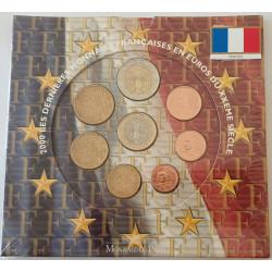 CARTERA EUROS DE FRANCIA 2000