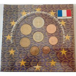 CARTERA EUROS DE FRANCIA 2001