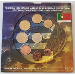 CARTERA EUROS DE PORTUGAL 2002