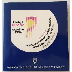 CARTERA FNMT 2000 Pesetas - 1994