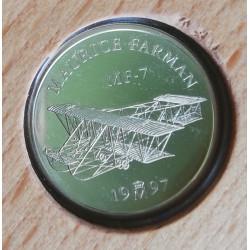 1 ECU DE 1997 MAURICE FARMAN