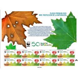 Pliego Premium sello solidario