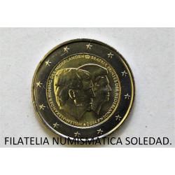 2 € HOLANDA 2014