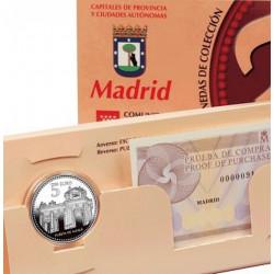 MONEDA DE 5 € DE MADRID