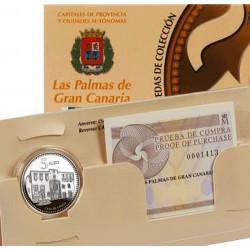 5 € Sta Cruz y Las Palmas